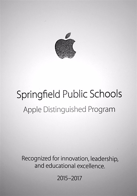 Springfield Public School District Students Managed (1990-2016)