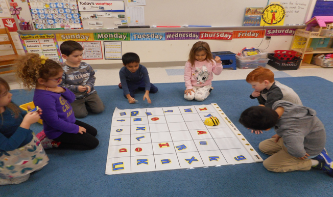 BeeBots Activity