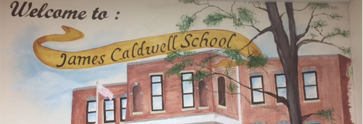 Welcome to James Caldwell School