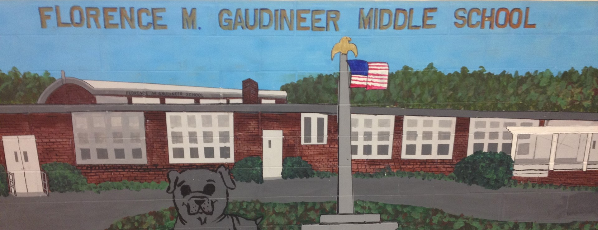 home florence m gaudineer middle school